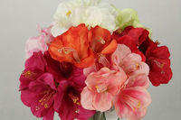 craft artificial fake velvet single flower with plastic stem bulk silk flowers wholesale