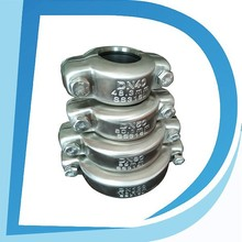 """Easy Installation 2.5"""" DN65 76mm npt coupling dimensions for sea water with biggest manufacturer"""