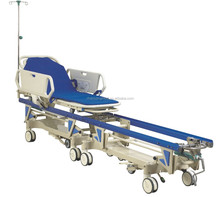 Connecting feature manual aluminum alloy operating room patient use medical stretcher CY-F613