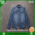 nuevo diseño elegante dril de algodón de manga larga bordado la mujer blusas de verano para damas dril de algodón camisa