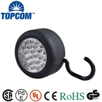 ABS Round Emergency 24 LED Magnetic Work Light