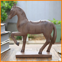 Factory direct resin ornaments resin crafts antique horse ornaments home accessories to support mixed batch