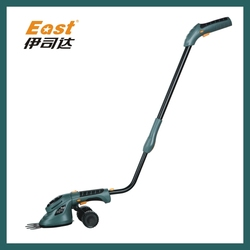 2 in 1 lithium 7.2v cordless hedge trimmer