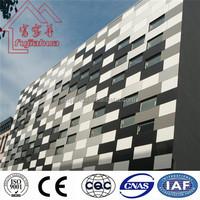 FUJIAHUA decorative HPL panel for exterior wall finishing material