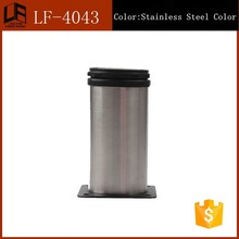 Stainless Steel Metal Plastic Base Sofa Leg/Sofa Base
