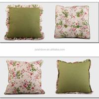 new arrival custom made wholesale mint green breathable soft warm sofa car seat cushion 50*50 A081