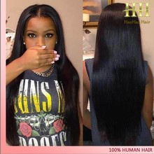 best selling alibaba certified unprocessed No chemical natural color cheap virgin hair
