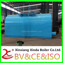 Crude and pyrolysis oil distillation machine and oil recycling machine for sale