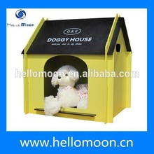 Newest Design Hot Selling Attractive Fashion Dog House Wood