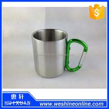 Double Wall Stainless Steel Coffee cup/mug