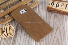 Low price china mobile phone wood pattern soft tpu bumper case for iphone