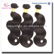 Eayon raw remy virgin indian remy wavy