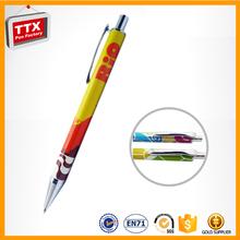 Hot sale promotional metal 2015 most popular hanging pen