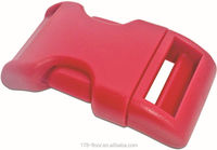 Wholesale 1 inch plastic side release buckle for pet traction belt