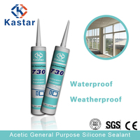 Trade Assurance aluminum -alloy door and window silicone sealant
