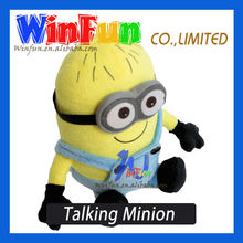 Clearly Voice Recording Despicable Me 2 Talking Minion