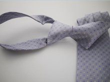 Made in order for gift sequined fabric silk ties