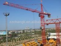 Reliable quality QTZ40 internal climbing tower crane,elba tower crane,self climbing crane