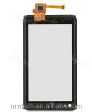 Replacement Touch screen digitizer with frame For Nokia N8