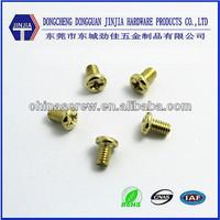 Copper screw phillips pan head m4 screw dimensions in 6mm length