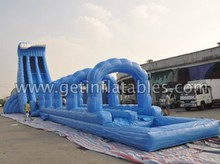 Giant inflatable water slide N slip,popular inflatable water slide,large inflatable water slide