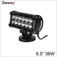 "Cheap factory wholesale 6.5"" for atv/ute/4wd 36w led driving light bar"