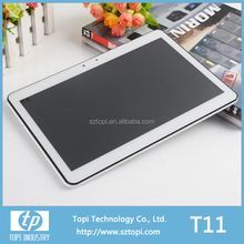 T11 10.1 Inch ultrathin frame design quad-core with WIFI/BT/GPS/FM Android Tablet PC(MID/PAD)-A31S