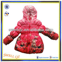 fashion kids jacket&kids wear for winter