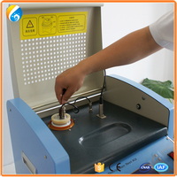 HZJD-2Z Automatic Insulating Oil Dielectric Loss and Resistivity tan delta Tester