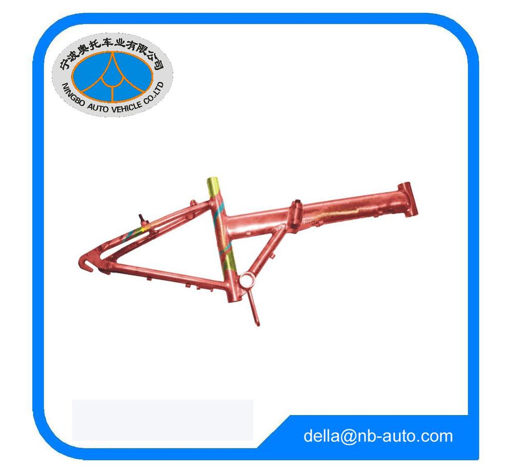 cuadro de la bicicleta plegable al por mayor hecha por fábrica con ...