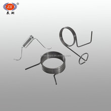 Electrical equipment using Torsion Spring