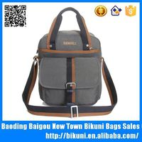 Wholesale leisure style shoulder holster bag nylon tote bag for men