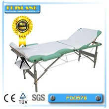 Luxurious Design Aluminum Massage Table with High Quality