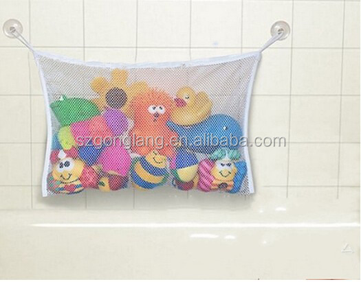 wholesale kids baby bath tub organizer large 45 x 35cm hanging toy storage bag. Black Bedroom Furniture Sets. Home Design Ideas