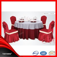 2015 new series polyester restaurant satin table cover easter tablecloth