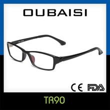 Alibaba cina cornice rettangolare occhiali non. T18031