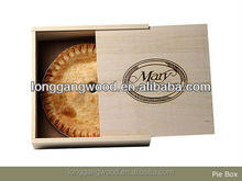 wooden food box,wooden pie boxes,wooden cake boxes