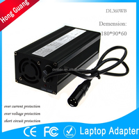 supply all kinds of portable electric scooter battery charger