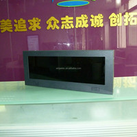 Stretched Ultra Wide Indoor Application and TFT Type lcd advertising screens 14.9 inch