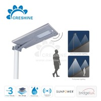 Solar Charge Controller LED Lights for Solar Powered Street