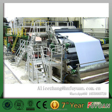 high strength and high tearing resistance A4 paper making mill, A4 paper making machine