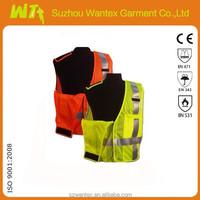 2015 new safety vest reflective vest for man