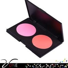 Trade Assurance Makeup Blusher Palette Soft Natural Blush Powder