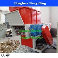 Chinese manufacture wood pallet shredder machine