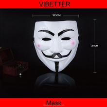 MK-V04 customized/wholesale Halloween Mask/new design mask/V for vendetta mask