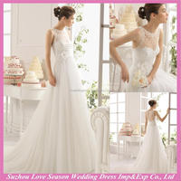 WD9110 alibaba recommanded made in China column wedding dresses imported from china