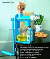 Best Seller Olive Oil Cold Press Machine Hand Operated Mini Oil Press
