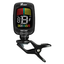 guitar tuner online for chromatic, guitar, bass, violin and ukulele