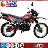 Super sport cheapest dirt bike 200cc for sale ZF200GY-4