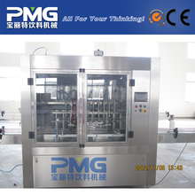 PMG hot sale Linear type automatic olive / edible oil filling machine
